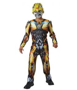 Transformers 5 - Bumblebee kostume.