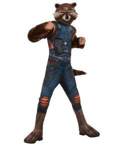 Rocket Raccoon kostume til børn.