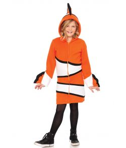 Cozy Clown Fish kostume