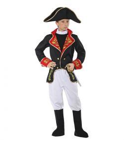 Napoleon kostume til børn.