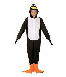 Billigt pingvin kostume til børn.