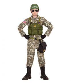 Navy Seals kostume til børn.