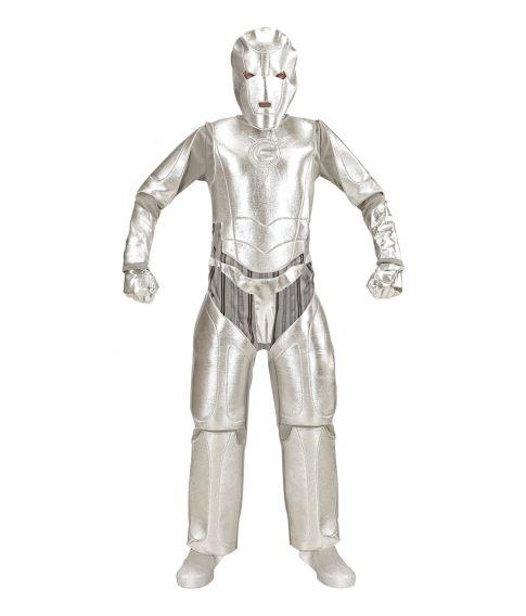 Billigt Robot kostume til børn.