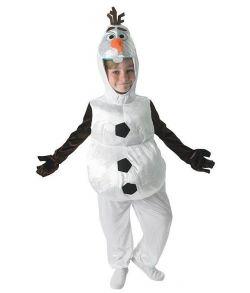 Flot Frost Olaf kostume til børn.