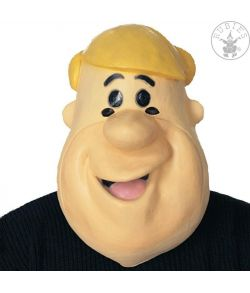 Barney Rubble maske i latex.