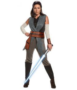 Rey kostume til voksne. Star Wars - The Last Jedi.