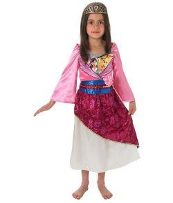 Flot Mulan kjole.