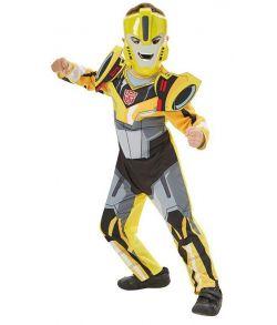 Transformers - Bumblebee kostume til børn.