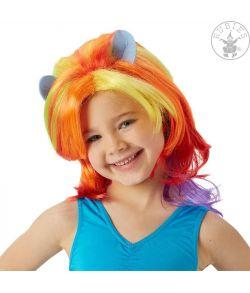 Rainbow Dash paryk i flotte farver