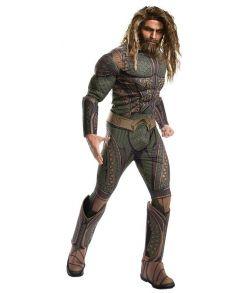 Justice League Aquaman kostume til voksne.