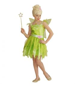 Klokkeblomst kostume til børn.