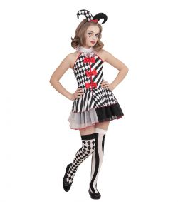 Harlequin kostume