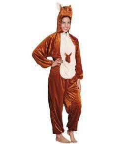 Kænguru kostume til sidste skoledag.