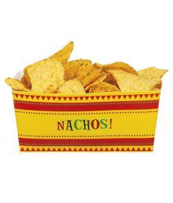 Fiesta nachos skål 4 stk