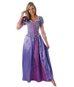 Rapunzel kostume til voksne.