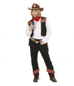 Billigt Cowboy kostume til børn.