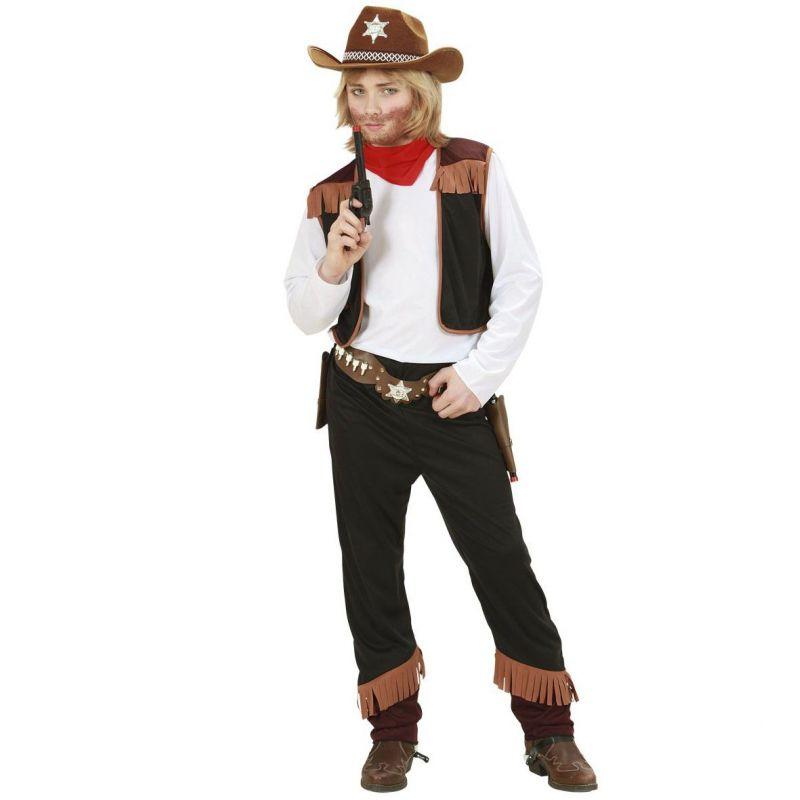 c9f6d748dc6 Find alle vores seje cowboy og indianer kostumer til drenge her ...