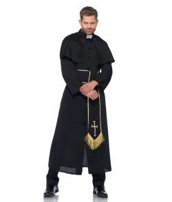 Deluxe præstekostume til voksne.