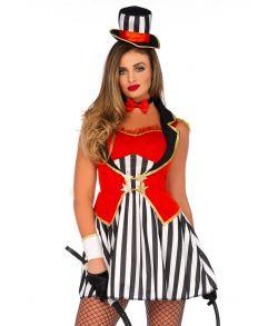 Circus Ringmaster kostume