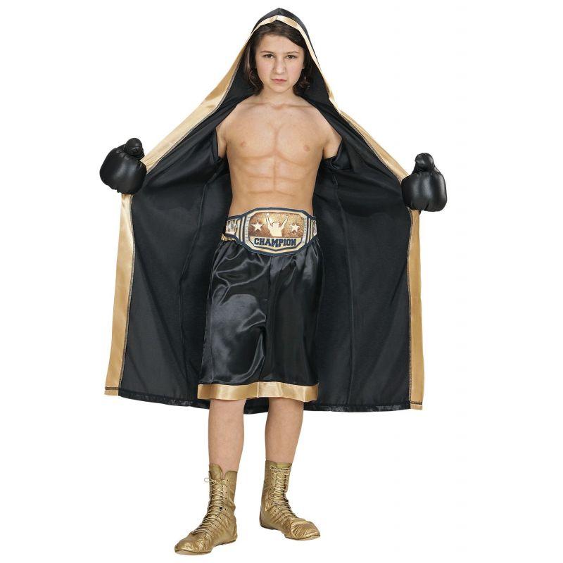 bokse kostume kvinde
