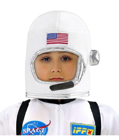Astronaut hjelm til børn