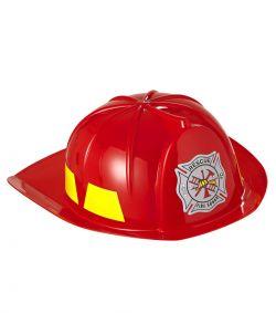 Brandmandshjelm til børn.
