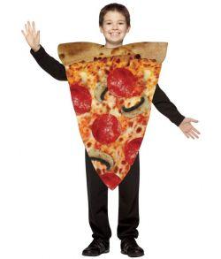 Pizza kostume til børn
