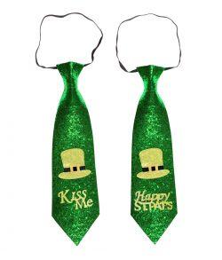 Sjovt slips til St. Patricksdag.