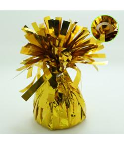 Guld ballonvægt til balloner.