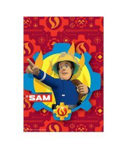 Brandmand Sam poser 8 stk.