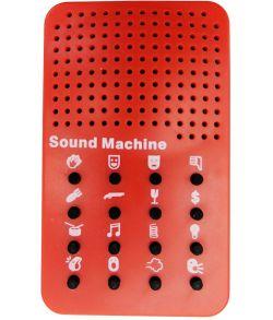 Lydmaskine med 16 sjove lyde