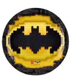 Lego Batman tallerken 23 cm
