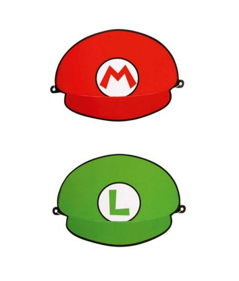 Super Mario festhatte