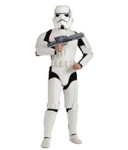 Starwars Stormtrooper kostume til voksne.