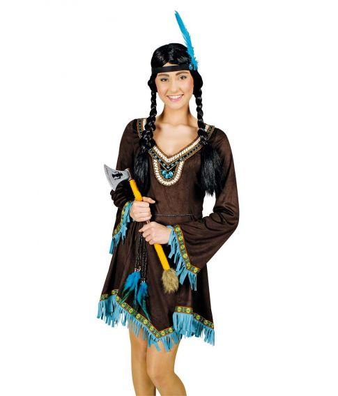 Indianer kjole