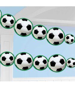 Fodbold guirlande