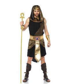 Egyptisk gud kostume til mænd.
