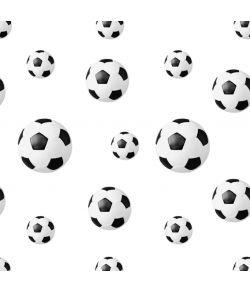 Fodbold dug 80x80 cm