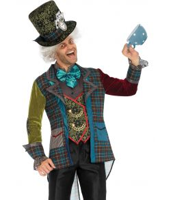 Deluxe Mad Hatter kostume