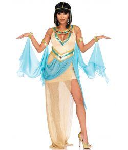 Kleopatra kostume til damer.
