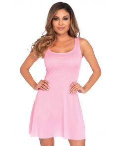 Skater dress pink.