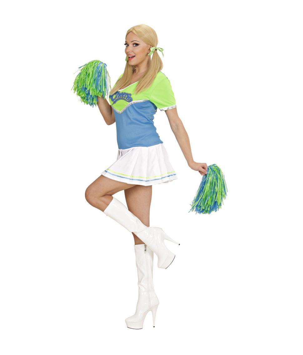 Cheerleader kostume til sidste skoledag