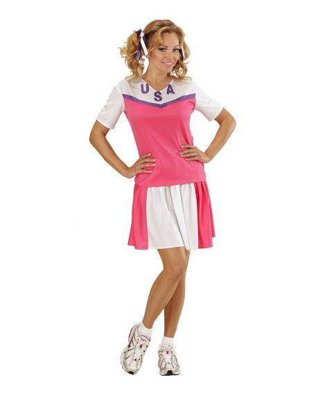 Cheerleader kostume