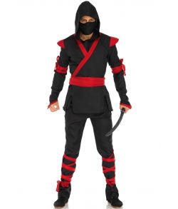 Ninja Assassin kostume.