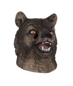 Bjørne maske, brun