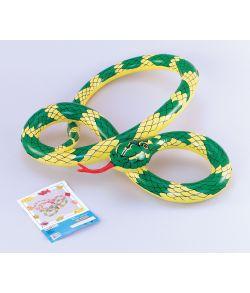 Oppustelig slange 230 cm