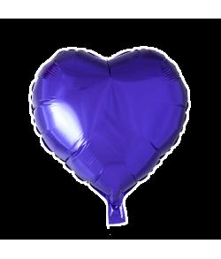 Lilla folieballon, Hjerte