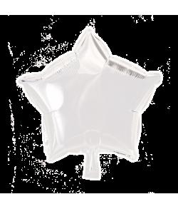 Hvid folieballon, Stjerne