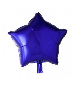 Lilla folieballon, Stjerne
