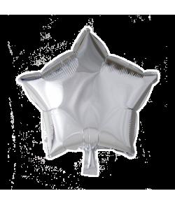 Sølv folieballon, Stjerne